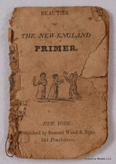 Beauties of the New-England Primer, Chapbook