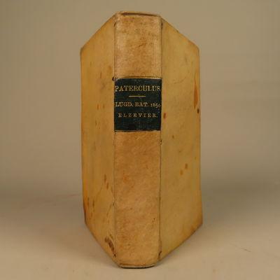 Image for M. Velleius Paterculus (Velleivs Patercvlvs). Cum notis Gerardi Vossii G. F. [Historiae Romanae], [Notae in M. Velleivm Patercvlvm]