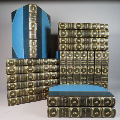 Image for The Works of Joseph Conrad (20 Volume set - Complete) SIGNED