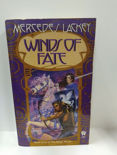 Image for Winds of Fate (The Mage Winds, Book 1)