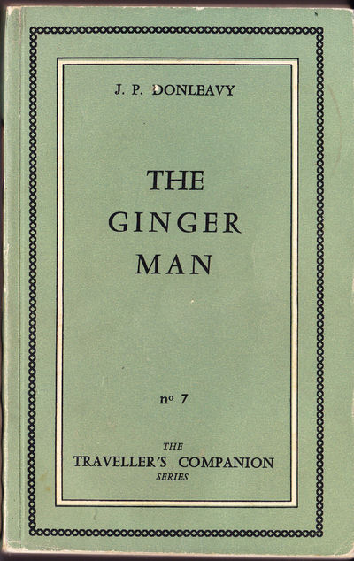 The Ginger Man, Donleavy, J.P.