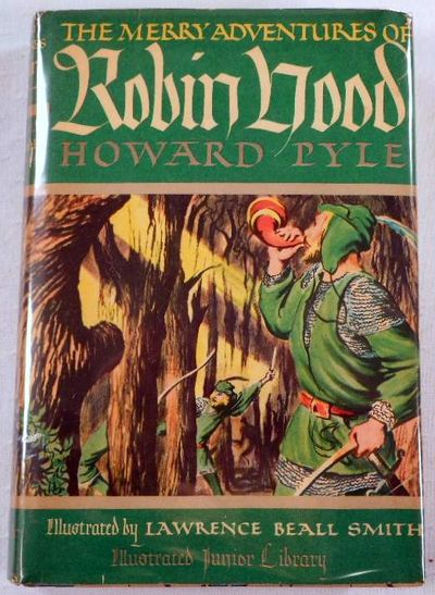 The Merry Adventures of Robin Hood. Illustrated Junior Library