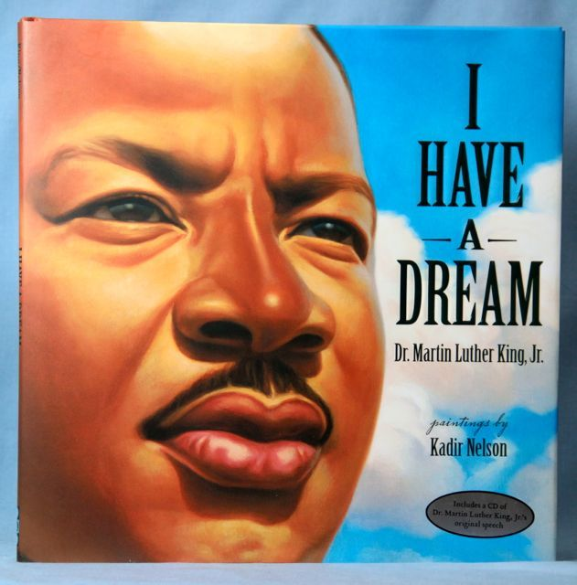 Image for I Have a Dream (Book & CD)