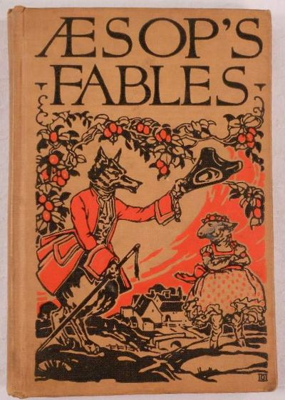 Aesop's Fables, Aesop. Arranged By Blanche E. Weekes. Illustrated By John Fitz, Jr.