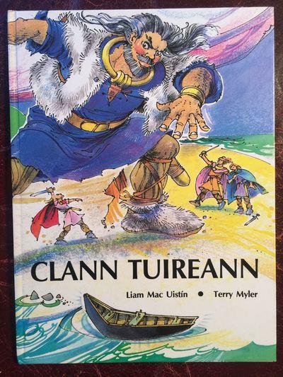 Clann Tuireann, Liam Man Uistin Terry Myler