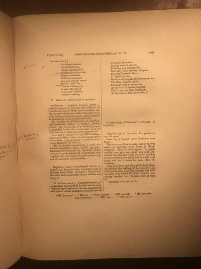 Image for On The Calendar Of Oengus Leabar Brecc  Original 1875 Folio Hardcover
