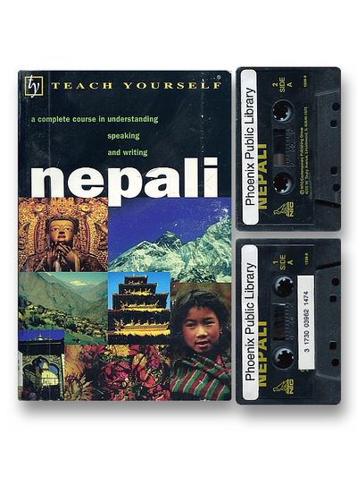 Teach Yourself Nepali A Complete Course in Understanding, Speaking and Writing, Hutt, Michael &Subedi, Abhi