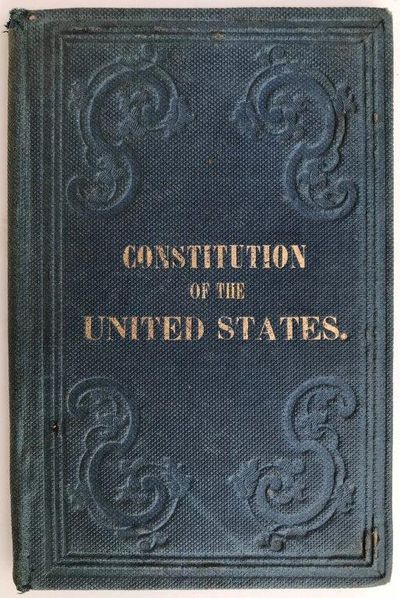 Constitution of the United States of America., United States; Law.