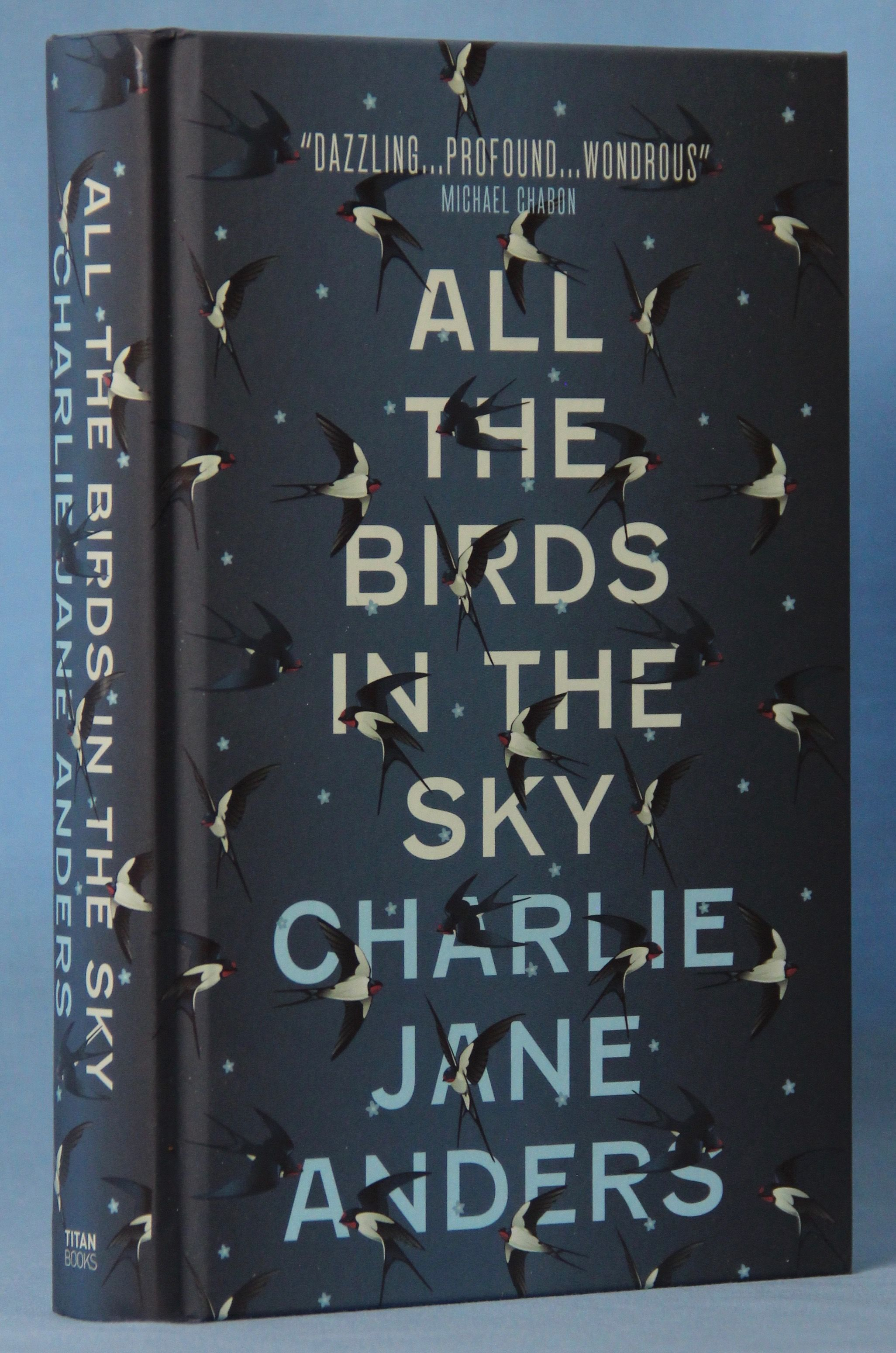 Image for All the Birds in the Sky (Signed)
