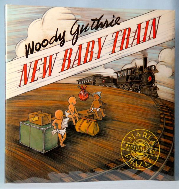 Image for New  Baby Train