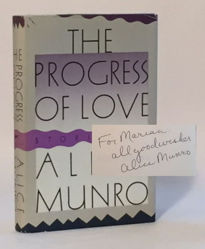 The Progress of Love, Munro, Alice