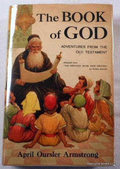 The Book of God: Adventures From the Old Testament, Armstrong, April Oursler