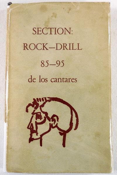 Image for Section: Rock-Drill 85-95 De Los Cantares [Cantos]
