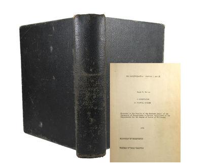 Image for The Karunapundarika: Chapters I & II. A Dissertation in Oriental Studies.