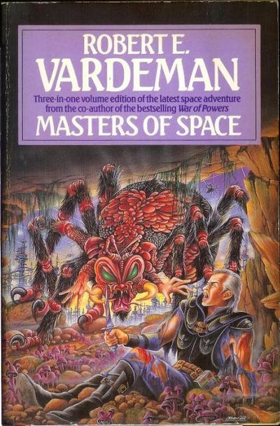 Image for Masters of Space