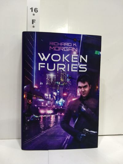 Image for Woken Furies (SIGNED)
