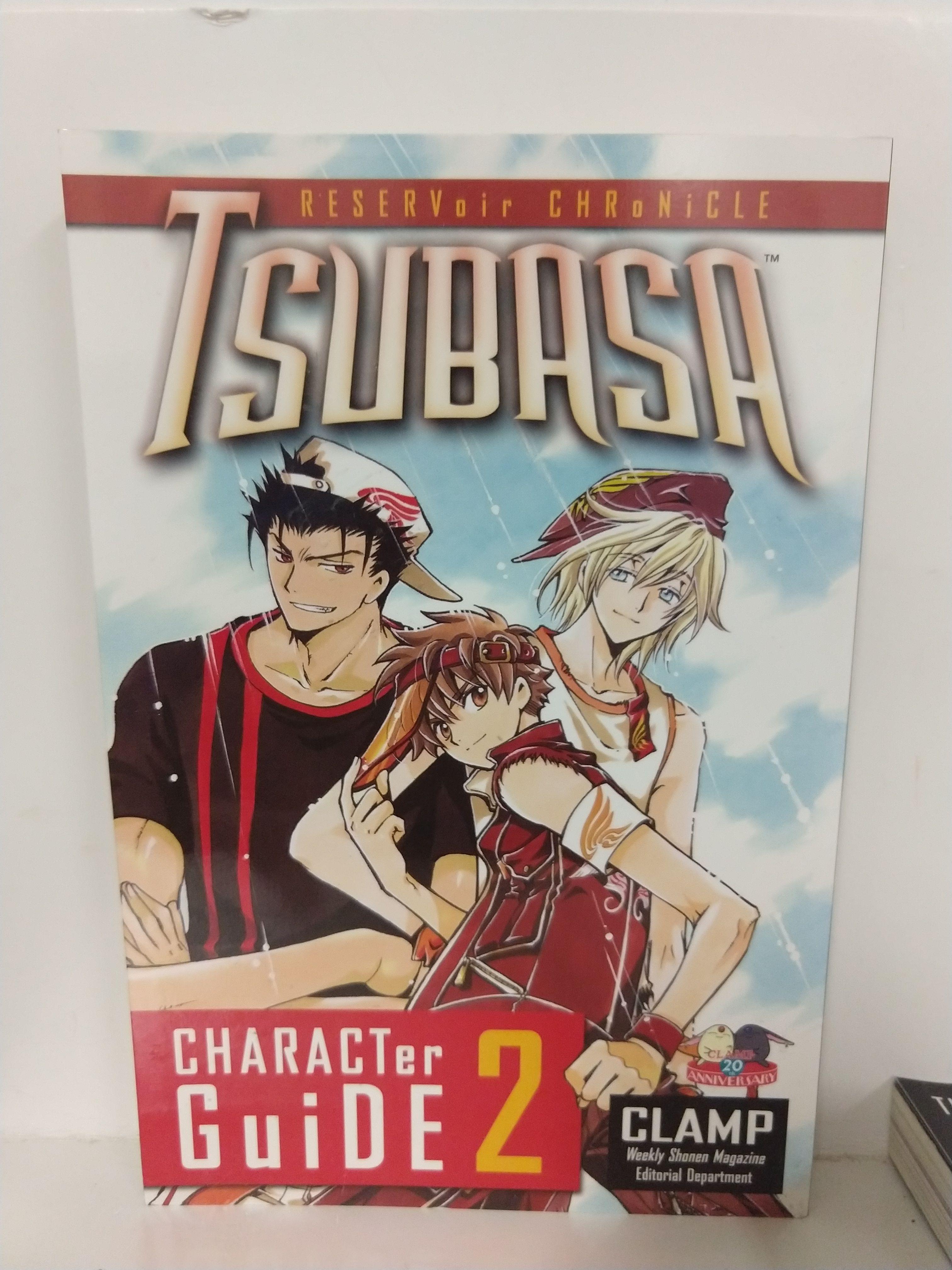 Image for Tsubasa Character Guide 2