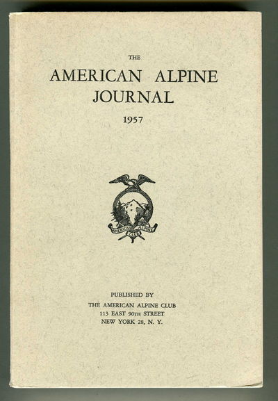 American Alpine Journal Vol X, No. 2 1957, American Alpine Club