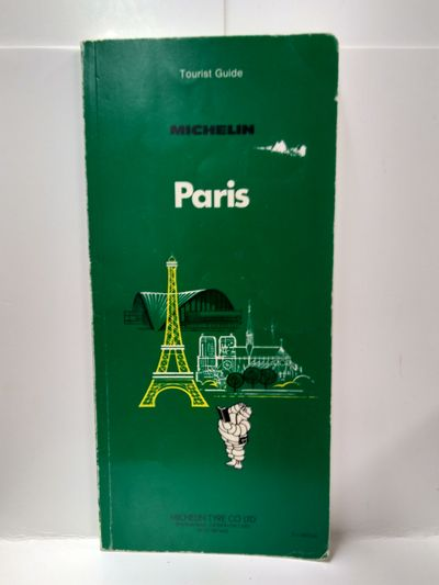 Image for Michelin Green Guide: Paris, 1980