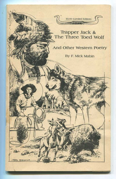 Trapper Jack & the Three Toed Wolf, Mabin, F. Mick