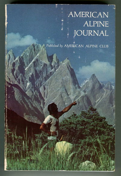 American Alpine Journal Vol XXI, No. 2 1978, American Alpine Club