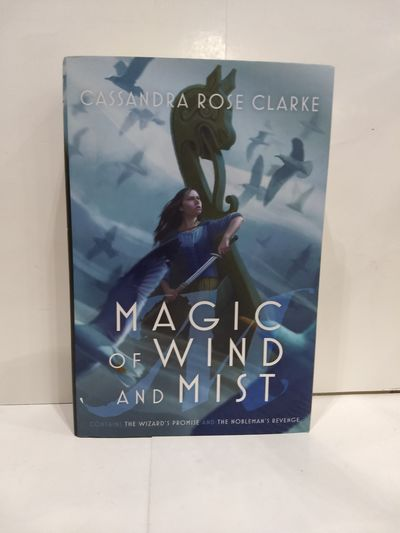Image for Magic Of Wind And Mist: The Wizard's Promise; The Nobleman's Revenge (SIGNED)