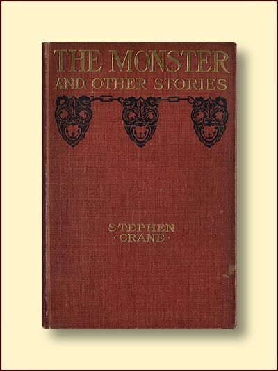 The Monster and Other Stories, Crane, Stephen