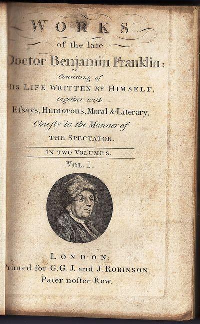 benjamin franklin by tan ly essay