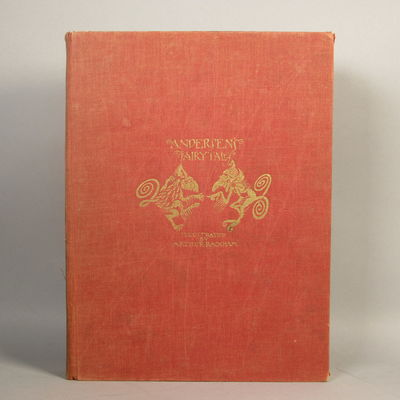 Image for Andersen's Fairy Tales Illustrated by Arthur Rackman