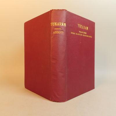 Image for Tukaram. Translation from Mahipati's Bhaktalilamrita. Chapters 25 to 40. The Poet-Saints of Maharashtra No. 7