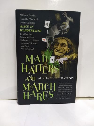 Image for Mad Hatters And March Hares: All-new Stories From The World Of Lewis Carroll's Alice In Wonderland