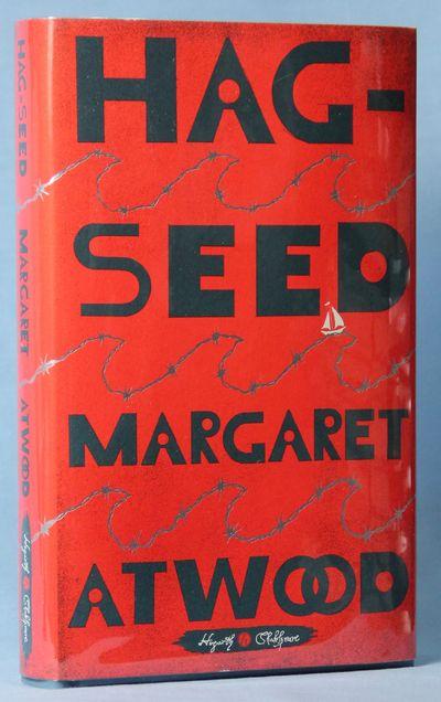 Hag-Seed (Signed), Atwood, Margaret