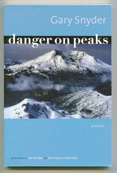 Danger on Peaks, Snyder, Gary