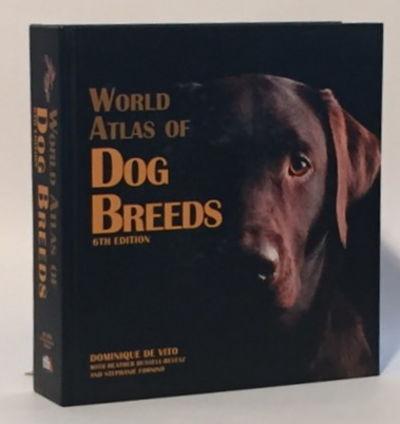 World Atlas of Dog Breeds, De Vito, Dominique