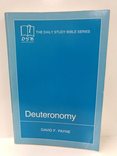 Image for Deuteronomy (OT Daily Study Bible Series)
