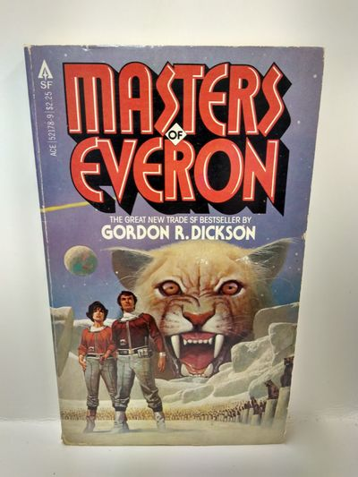 Image for Masters of Everon