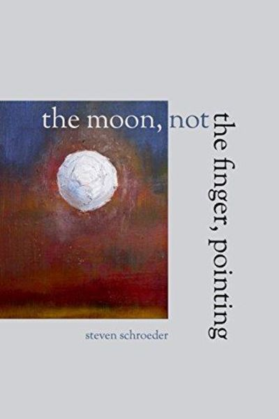 Image for the moon, not the finger, pointing