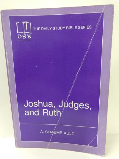 Image for Joshua, Judges, and Ruth (OT Daily Study Bible Series)