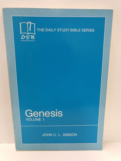 Image for Genesis, Volume 1 (OT Daily Study Bible Series)