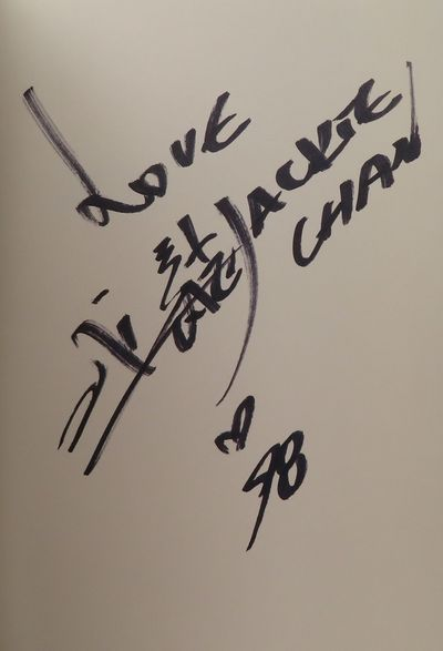 Image for I Am Jackie Chan, My Life in Action (SIGNED)