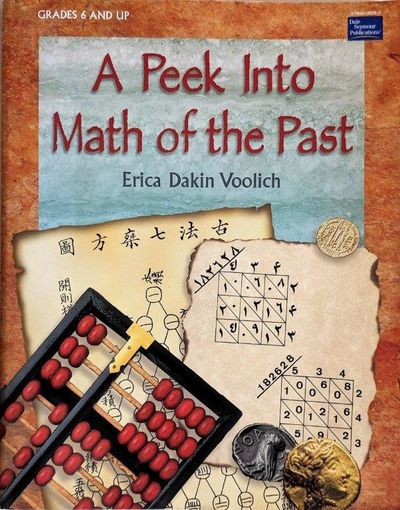 Image for A Peek Into Math of the Past.