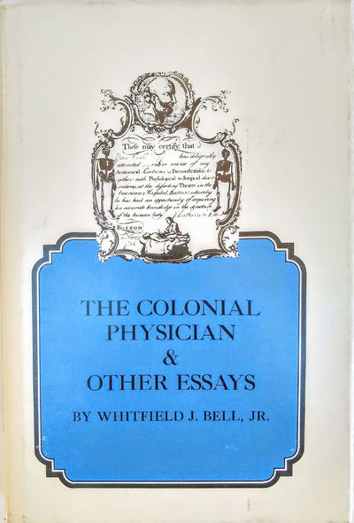 Image for The Colonial Physician & Other Essays.
