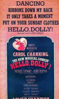 Carol Channing put on your sunday clothes