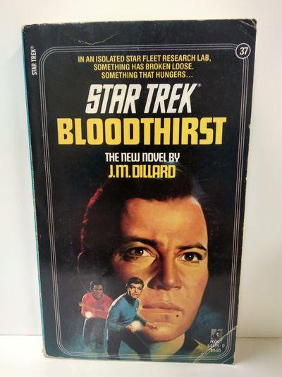 Image for Bloodthirst (Star Trek, No 37)