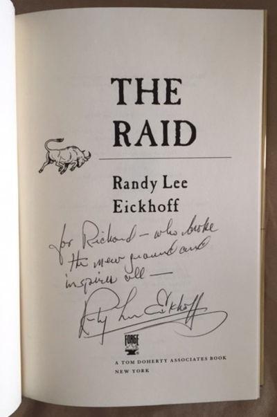 The Raid: A Dramatic Retelling of Ireland's Epic Tale, Eickhoff, Randy Lee