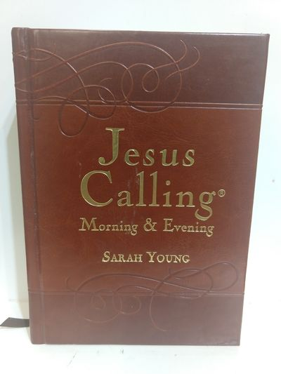 Image for Jesus Calling Morning and Evening Devotional
