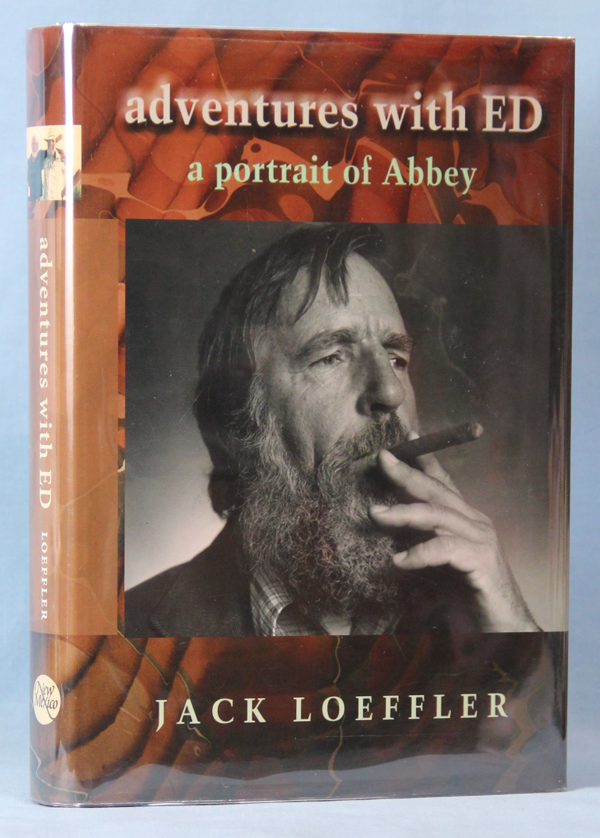 Image for Adventures with Ed: A Portrait of Abbey (Signed)