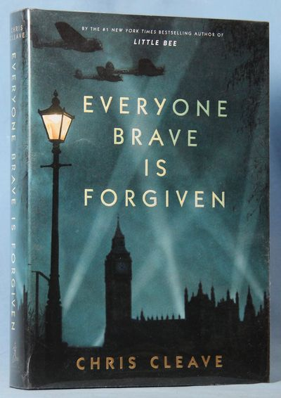Everyone Brave is Forgiven (Signed), Cleave, Chris