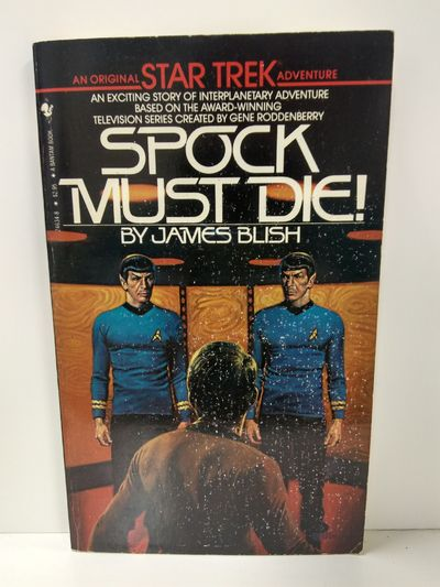 Image for Spock Must Die!: A Star Trek Novel