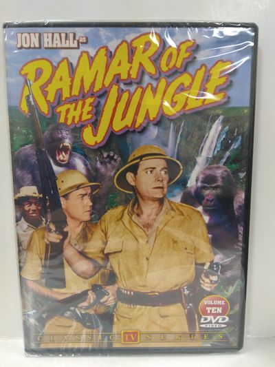 Image for Ramar of the Jungle, Volume 10
